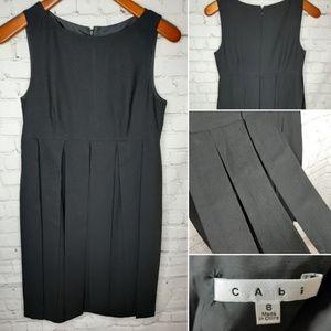 Cabi black dress size 6
